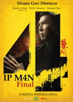 Ip Man 4: Final (2019) afişi