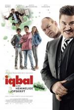Iqbal & den hemmelige opskrift (2015) afişi