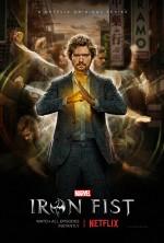 Iron Fist (2017) afişi