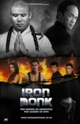 Iron Monk (2014) afişi