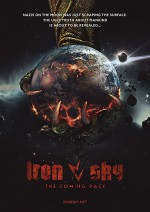 Iron Sky: The Coming Race (2018) afişi