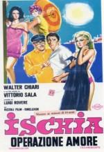 ıschia Operazione Amore (1966) afişi