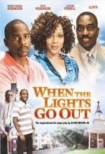 Işıklar Gittiği Zaman (2010) afişi