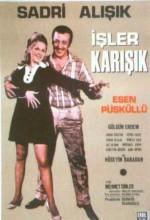 işler Karışık (1970) afişi