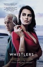 Islıkçılar (2019) afişi