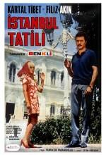 İstanbul Tatili (1968) afişi