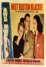 Meet Boston Blackie (1941) afişi
