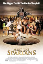 İşte Spartalılar (2008) afişi