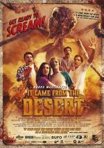 It Came from the Desert (2017) afişi