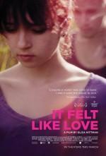 It Felt Like Love (2013) afişi