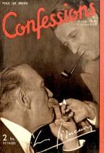 Confession (II) (1937) afişi