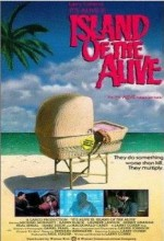 It's Alive 3: Island Of The Alive (1987) afişi