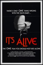 It's Alive (1974) afişi