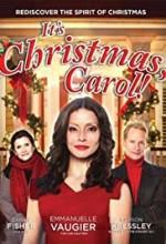 It's Christmas, Carol! (2012) afişi