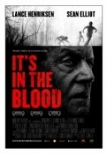It's in the Blood (2012) afişi