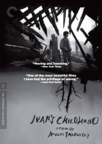 Ivan'ın Çocukluğu (1962) afişi
