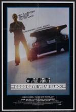 İyiler Siyah Giyer (1978) afişi