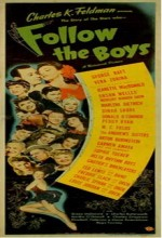 Follow The Boys (1944) afişi
