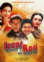 Izzat Ki Roti (1993) afişi