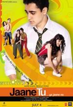 Jaane Tu Ya Jaane Na (2008) afişi