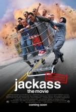 Jackass (2002) afişi