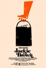 Jackie Brown (1997) afişi