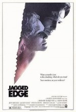 Jagged Edge (1985) afişi
