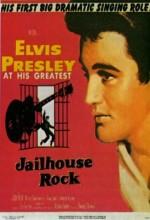 Jailhouse Rock (1957) afişi