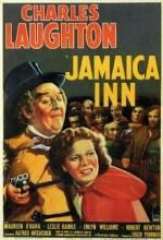 Jamaica Hanı (1939) afişi