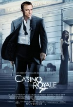 Casino Royale (2006) afişi