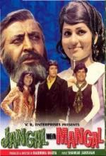 Jangal Mein Mangal (1972) afişi