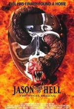 Jason Goes to Hell: The Final Friday (1993) afişi