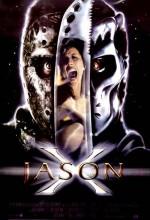 Jason X (2001) afişi
