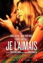Je L'aimais (2009) afişi
