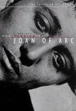 Jeanne D'arc'ın Tutkusu (1928) afişi