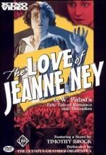 Jeanne Ney'in Aşkı (1927) afişi