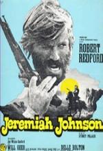 Jeremiah Johnson (1972) afişi