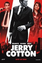 Jerry Cotton (2010) afişi