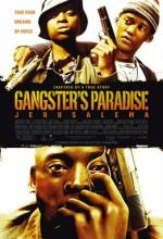 Gangster Paradise: Jerusalema (2008) afişi