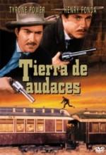 Jesse James (1939) afişi