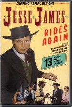 Jesse James Rides Again (1947) afişi