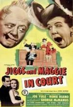 Jiggs And Maggie In Court (1948) afişi