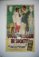 Jiggs And Maggie In Society (1947) afişi