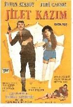 Jilet Kazım (1971) afişi