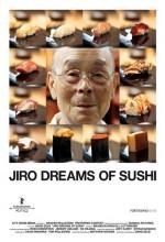Jiro Dreams Of Sushi (2011) afişi