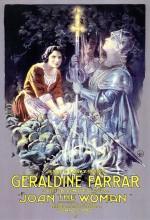 Joan The Woman (1917) afişi