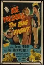 Joe Palooka In The Big Fight (1949) afişi