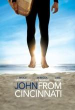 John From Cincinnati (2007) afişi