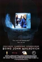 John Malkovich Olmak (1999) afişi