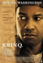 John Q (2002) afişi
